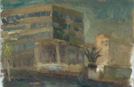 """הגרא, 2010, 18x25 ס""""מ."""