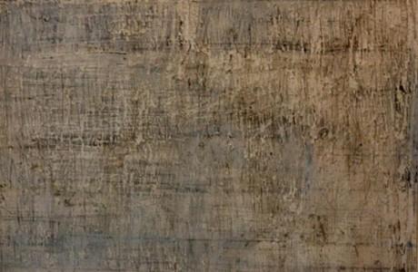 """ללא כותרת, טכניקה מעורבת על נייר, 50x70 ס""""מ."""