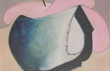 Untitled, 1999, oil on paper, 49x44 cm.