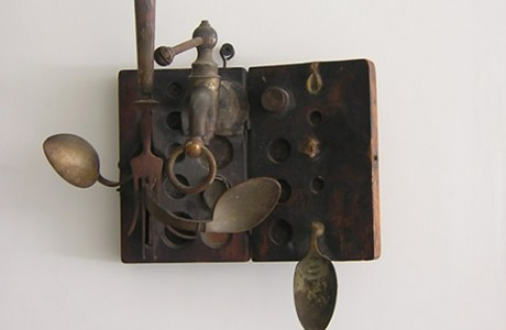 Untitled, 1965, assemblage.