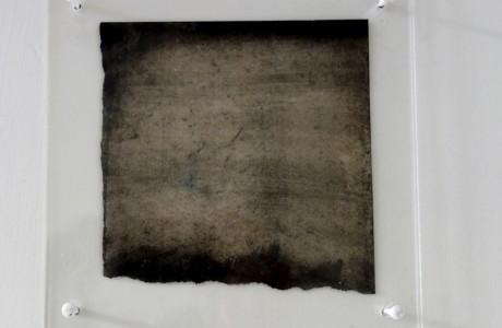 ללא כותרת, 2017, נייר ופחם