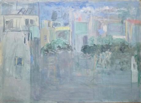 אורי שטטנר, נוף בתל אביב