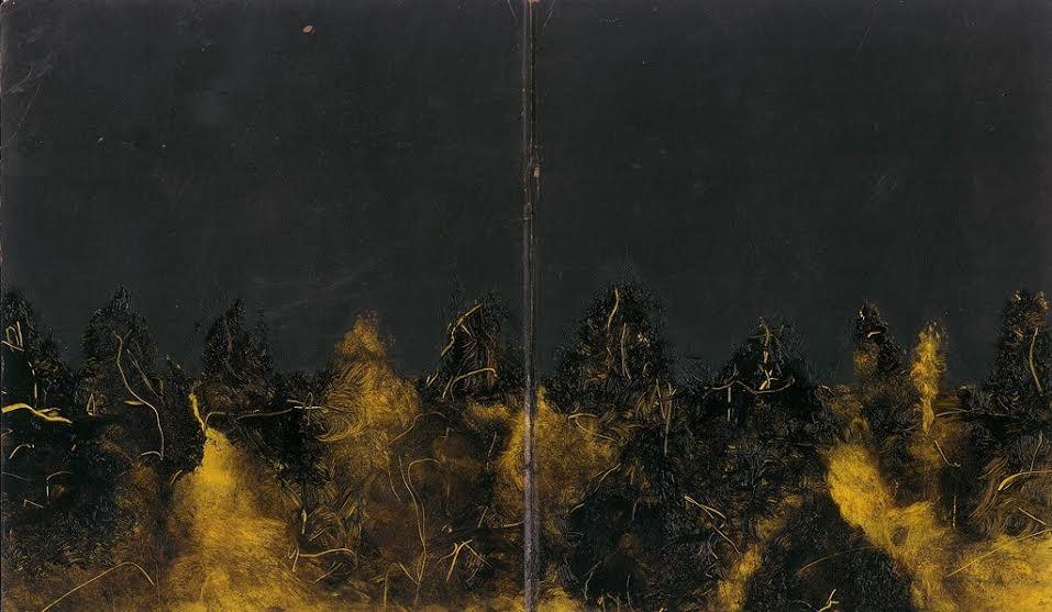 שחר קורנבליט, ללא כותרת, 20x33 ס